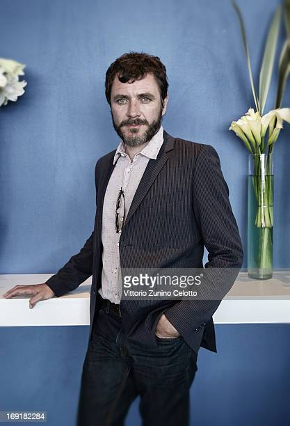 Alex Brendemuhl poses at 'Wakolda' Portrait Session during The 66th Annual Cannes Film Festival at Palais des Festivals on May 21 2013 in Cannes...