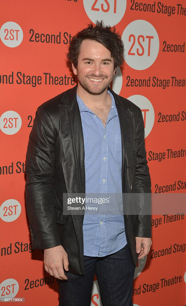 <a gi-track='captionPersonalityLinkClicked' href=/galleries/search?phrase=Alex+Brightman&family=editorial&specificpeople=4645213 ng-click='$event.stopPropagation()'>Alex Brightman</a> attends 'Dear Evan Hansen' opening night at Second Stage Theatre on May 1, 2016 in New York City.