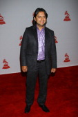 Alex Campos attends the 2008 Latin Recording Academy Person of the Year Tribute to Gloria Estefan held at George R Brown Convention Center on...