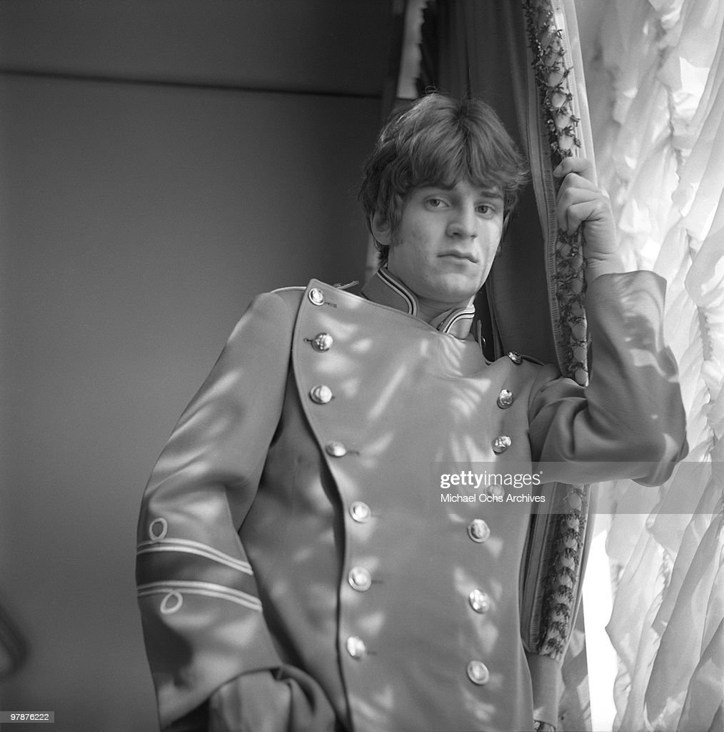 <a gi-track='captionPersonalityLinkClicked' href=/galleries/search?phrase=Alex+Chilton&family=editorial&specificpeople=1674278 ng-click='$event.stopPropagation()'>Alex Chilton</a> of The Box Tops poses for a portrait on May 2, 1968 in New York City, New York.
