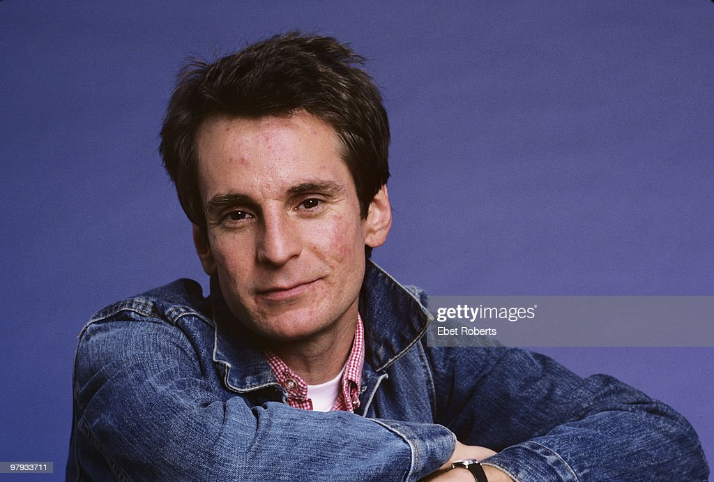 <a gi-track='captionPersonalityLinkClicked' href=/galleries/search?phrase=Alex+Chilton&family=editorial&specificpeople=1674278 ng-click='$event.stopPropagation()'>Alex Chilton</a> posed in the photographer's studio in New York City on September 01 1987
