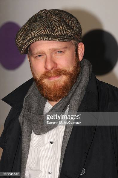 Alex Clare attends the Brit Awards 2013 at the 02 Arena on February 20 2013 in London England