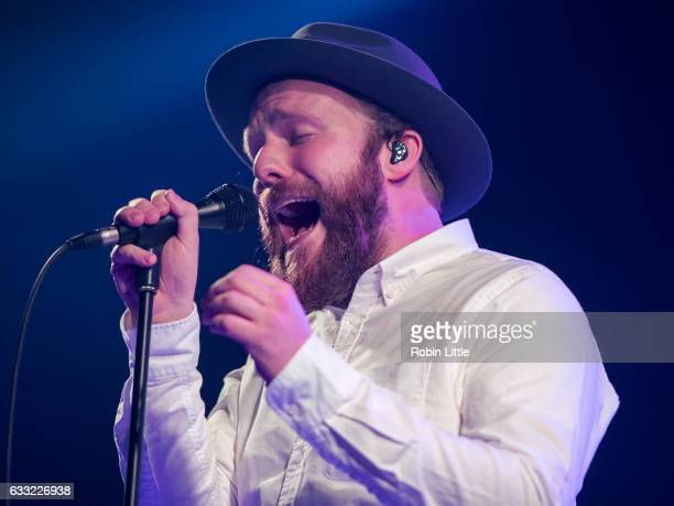 Alex Clare performs at the Electric Ballroom on January 31 2017 in London England