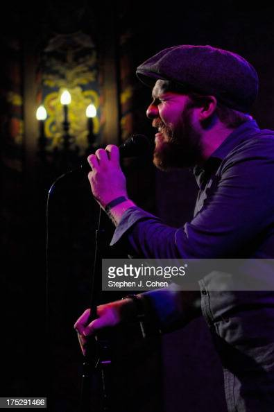 Alex Clare performs during Bud Light Music First 50/50/1 on August 1 2013 in Louisville Kentucky