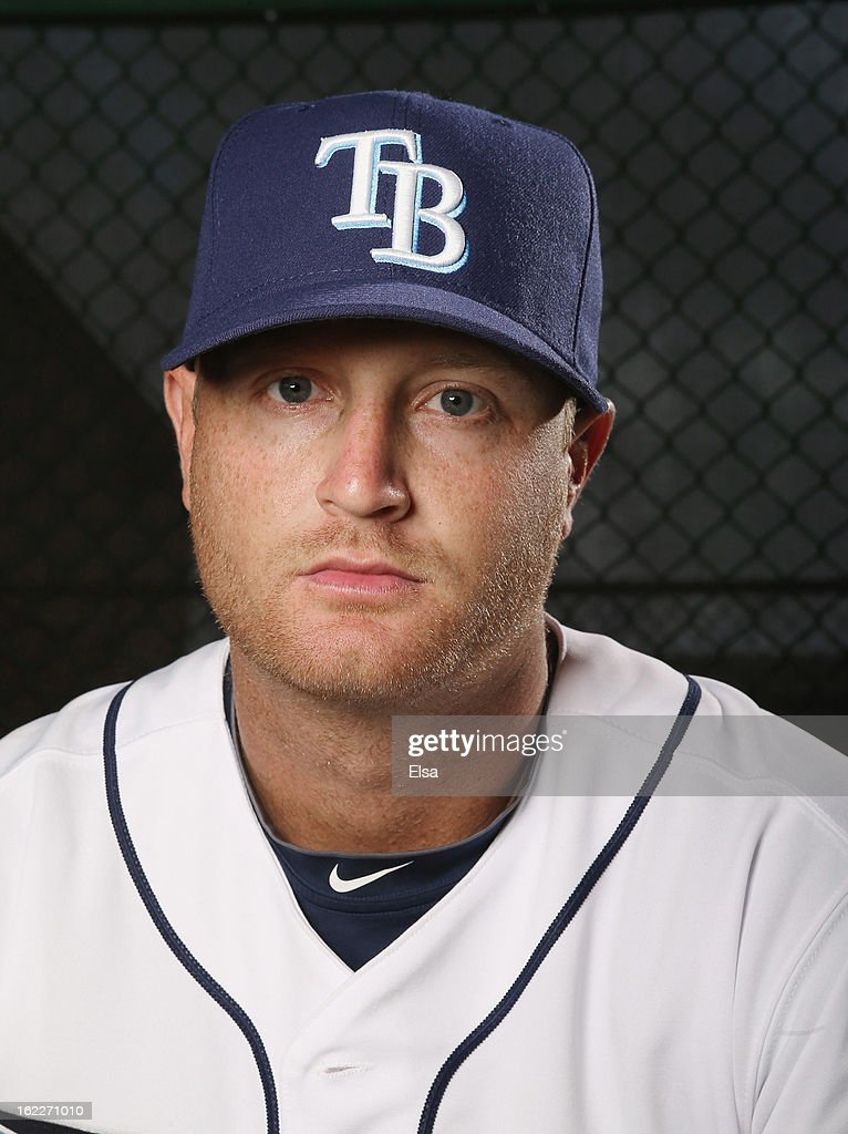 <a gi-track='captionPersonalityLinkClicked' href=/galleries/search?phrase=Alex+Cobb&family=editorial&specificpeople=7512114 ng-click='$event.stopPropagation()'>Alex Cobb</a> #53 of the Tampa Bay Rays poses for a portrait on February 21, 2013 Charlotte County Sports Park in Port Charlotte, Florida.