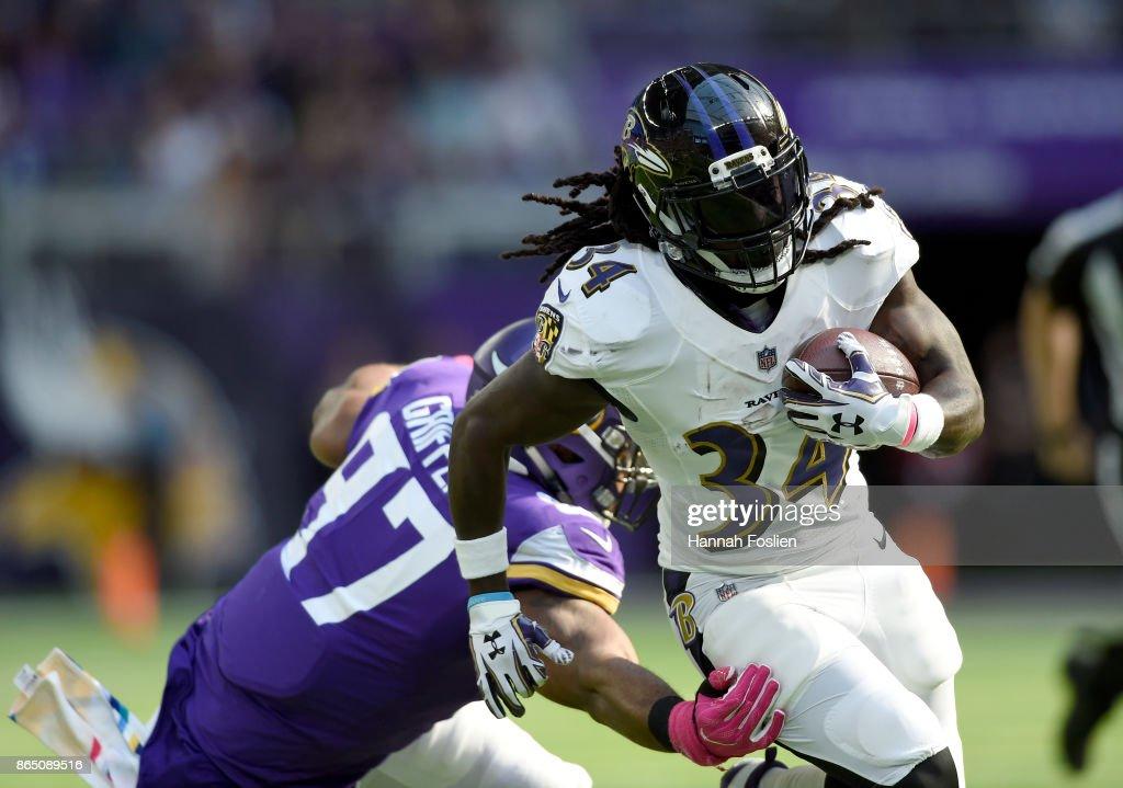 Baltimore Ravens vMinnesota Vikings