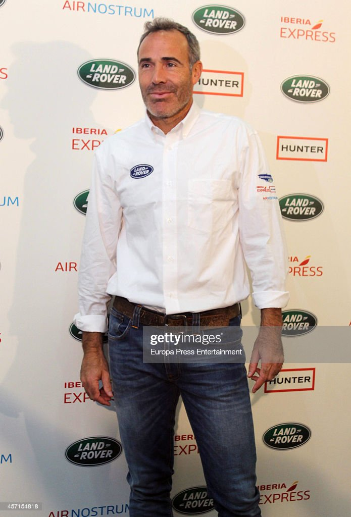 Celebrities Attend V Land Rover Discovery Challenge 2013