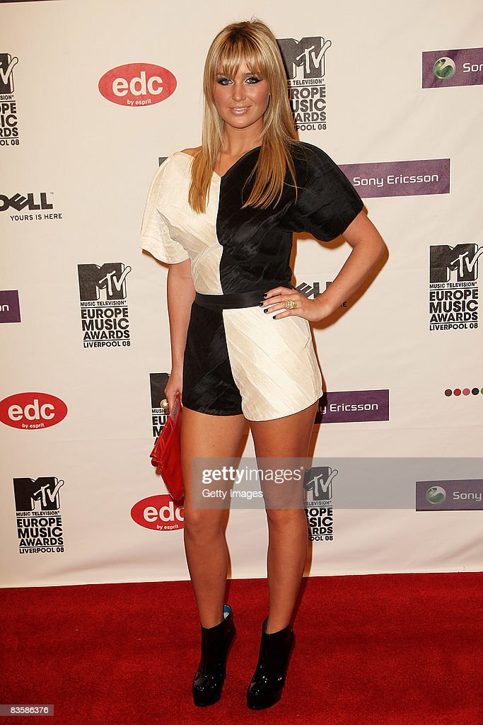 MTV Europe Music Awards 2008: Exclusive Arrivals