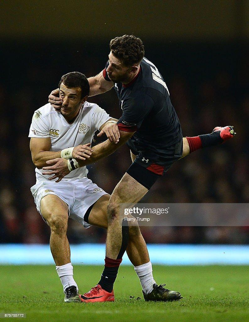 Wales v Georgia - Under Armour Series 2017