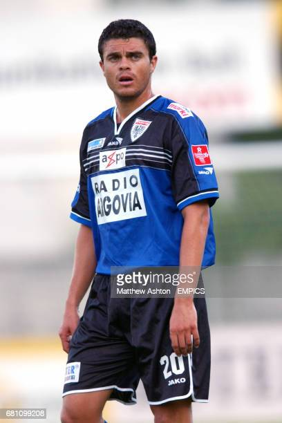 Alex De Freitas FC Aarau