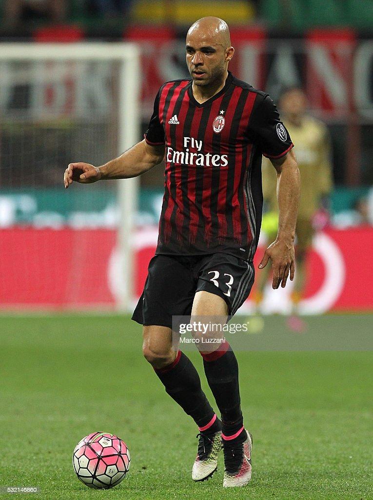 AC Milan v AS Roma - Serie A