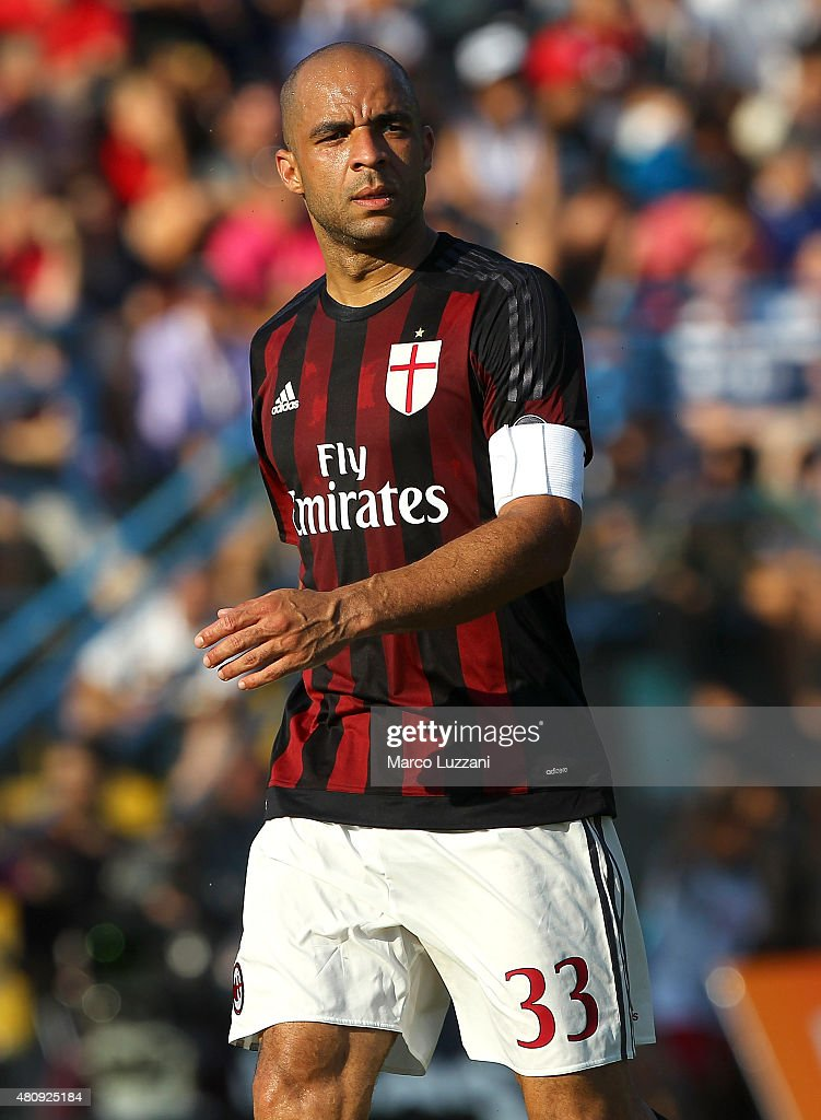 AC Milan v Legnano - Preseason Friendly