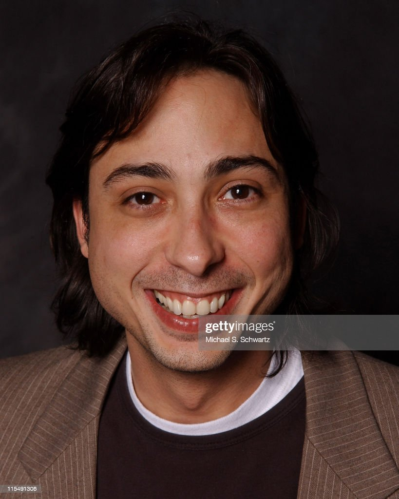 Alex Dominguez poses at the Hollywood Improv on February 28 2008 in Hollywood California