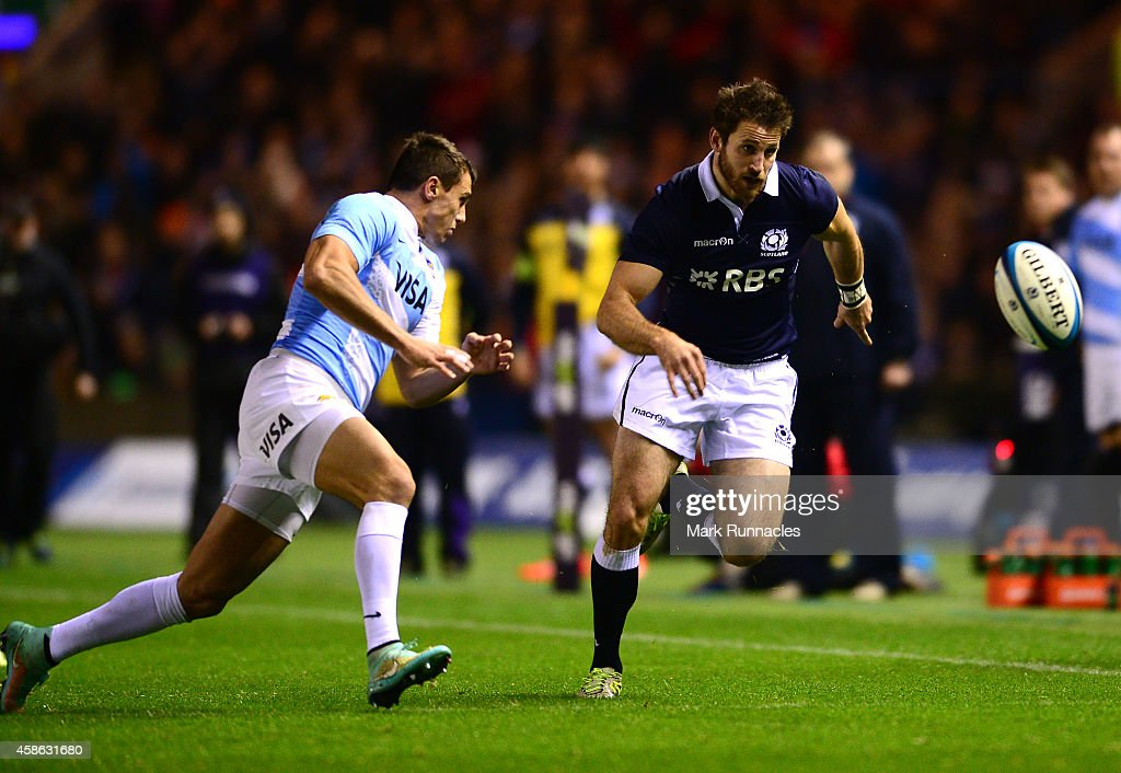 Scotland v Argentina - International Match