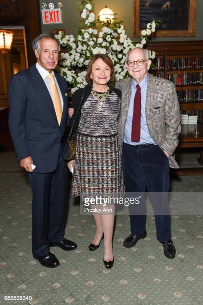 Alex Federbuch Marjorie Federbuch and Robert Nederlander attend Audrey Gruss' Hope for Depression Research Foundation Dinner with Author Daphne...