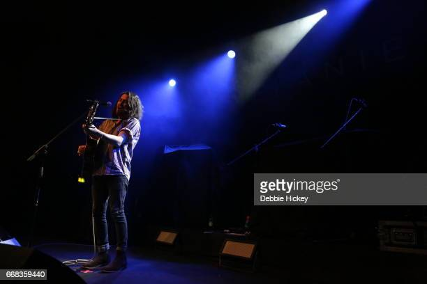 Alex Francis supporting Melanie C at Vicar Street on April 13 2017 in Dublin Ireland