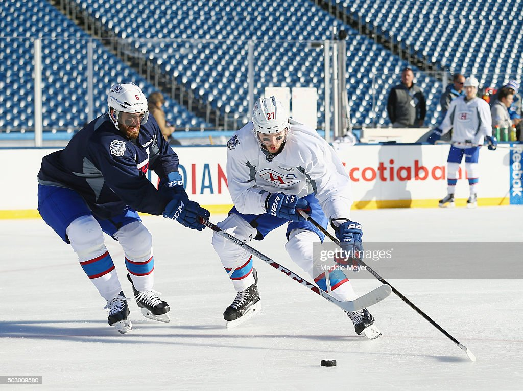 2016 Bridgestone NHL Winter Classic - Practice Day