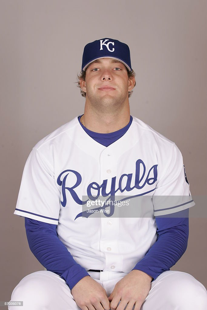 Alex Gordon of the Kansas City Royals during photo day at Surprise Stadium on February 25, 2006 in Surprise, Arizona.