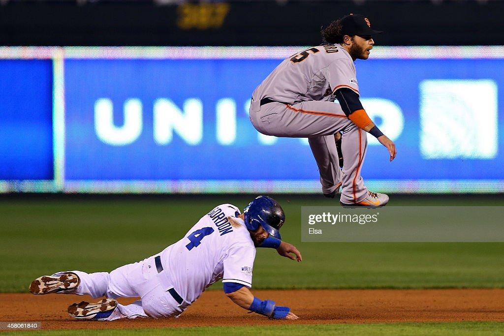 World Series - San Francisco Giants v Kansas City Royals - Game Seven