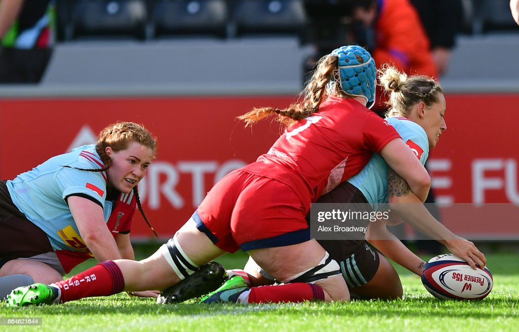 Harlequins Ladies v Bristol Ladies -Tyrrells Premier 15s