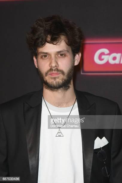 Alex Hendrickx attends the 'Gangsterdam' Paris Premiere at Le Grand Rex on March 23 2017 in Paris France