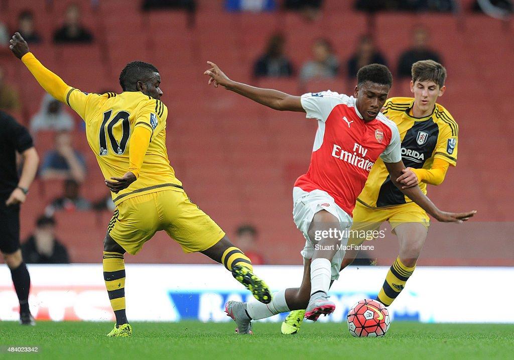 Arsenal v Fulham: Barclays U21 Premier League