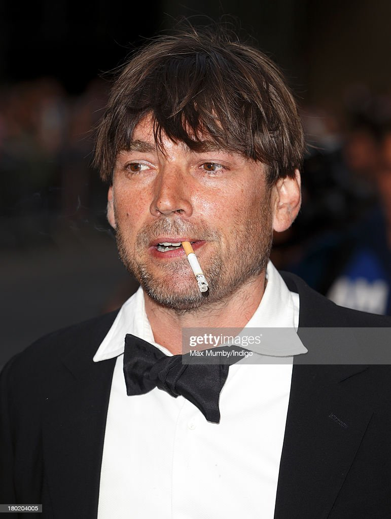 Alex James attends the GQ Men of the Year awards at The Royal Opera House on September 3, 2013 in London, England.