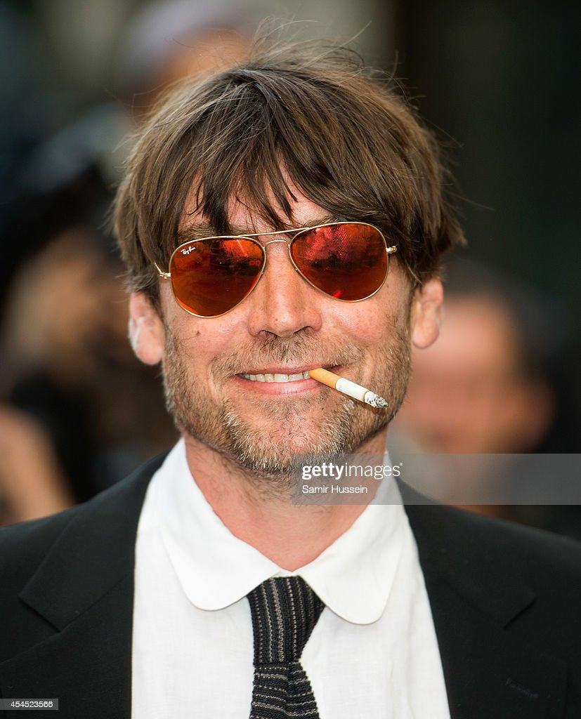 Alex James attends the GQ Men of the Year awards at The Royal Opera House on September 2, 2014 in London, England.
