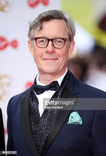 Alex Jennings attends the Virgin TV BAFTA Television Awards at The Royal Festival Hall on May 14 2017 in London England Photo by Mike Marsland/Mike...