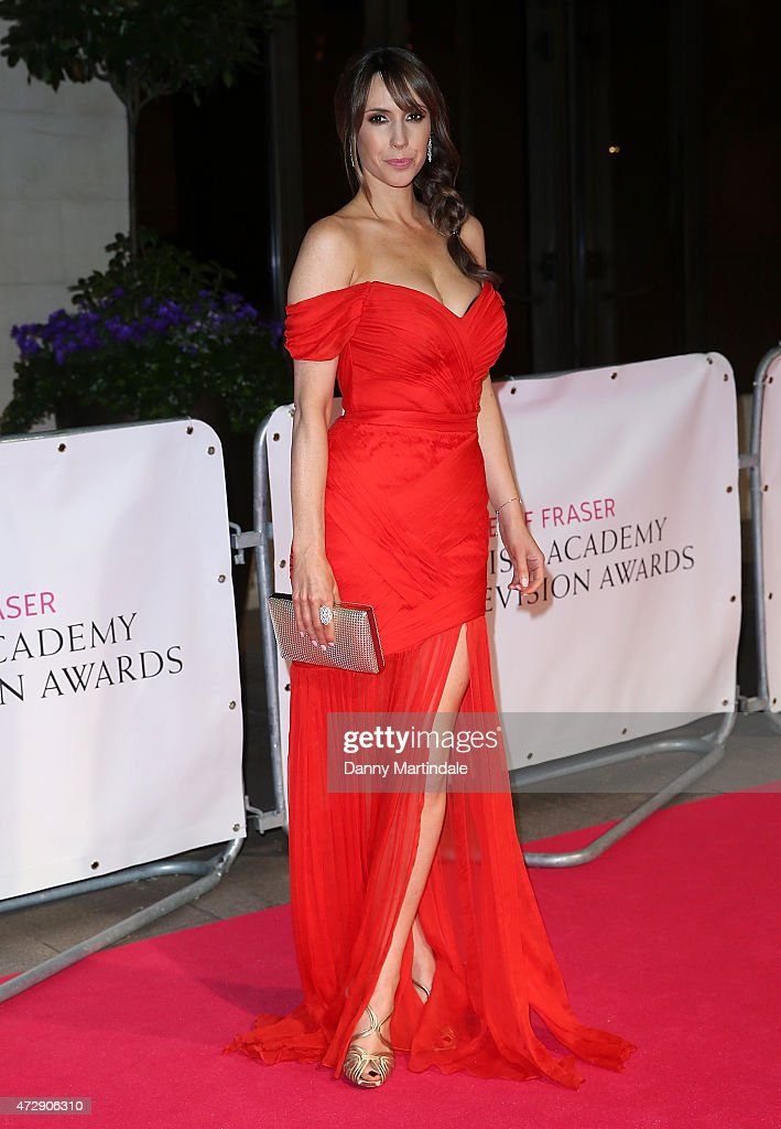 Alex Jones attends the After Party dinner for the House of Fraser British Academy Television Awards at The Grosvenor House Hotel on May 10, 2015 in London, England.