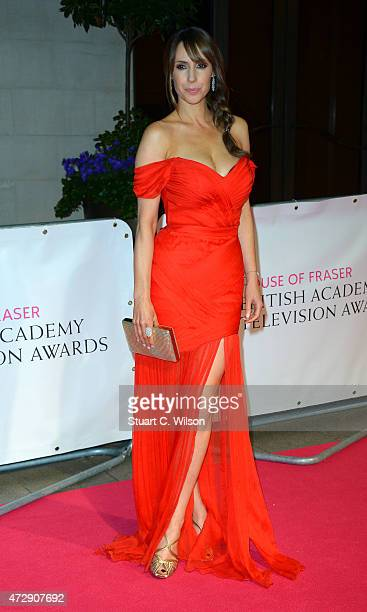 Alex Jones attends the After Party dinner for the House of Fraser British Academy Television Awards at The Grosvenor House Hotel on May 10 2015 in...