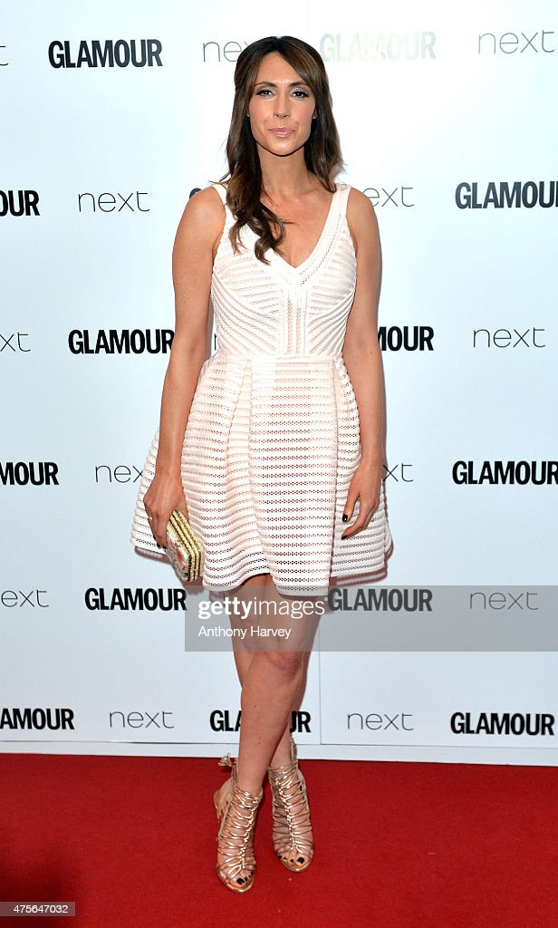 Alex Jones attends the Glamour Women Of The Year Awards at Berkeley Square Gardens on June 2, 2015 in London, England.