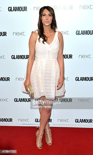 Alex Jones attends the Glamour Women Of The Year Awards at Berkeley Square Gardens on June 2 2015 in London England