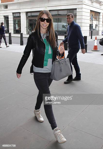 Alex Jones sighting on April 8 2015 in London England