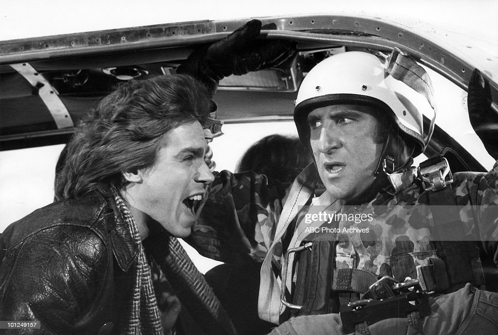 TAXI - 'Alex Jumps out of an Airplane' which aired on February 26, 1980. (Photo by ABC Photo Archives/ABC via Getty Images) JEFF