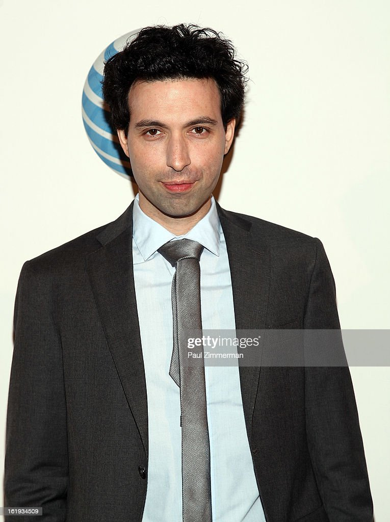 <a gi-track='captionPersonalityLinkClicked' href=/galleries/search?phrase=Alex+Karpovsky&family=editorial&specificpeople=4506094 ng-click='$event.stopPropagation()'>Alex Karpovsky</a> attends 65th Annual Writers Guild East Coast Awards at B.B. King Blues Club & Grill on February 17, 2013 in New York City.