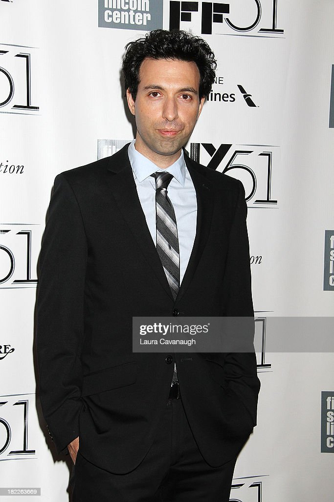 <a gi-track='captionPersonalityLinkClicked' href=/galleries/search?phrase=Alex+Karpovsky&family=editorial&specificpeople=4506094 ng-click='$event.stopPropagation()'>Alex Karpovsky</a> attends the 'Inside Lleywn Davis' permiere during the 51st New York Film Festival at Alice Tully Hall at Lincoln Center on September 28, 2013 in New York City.