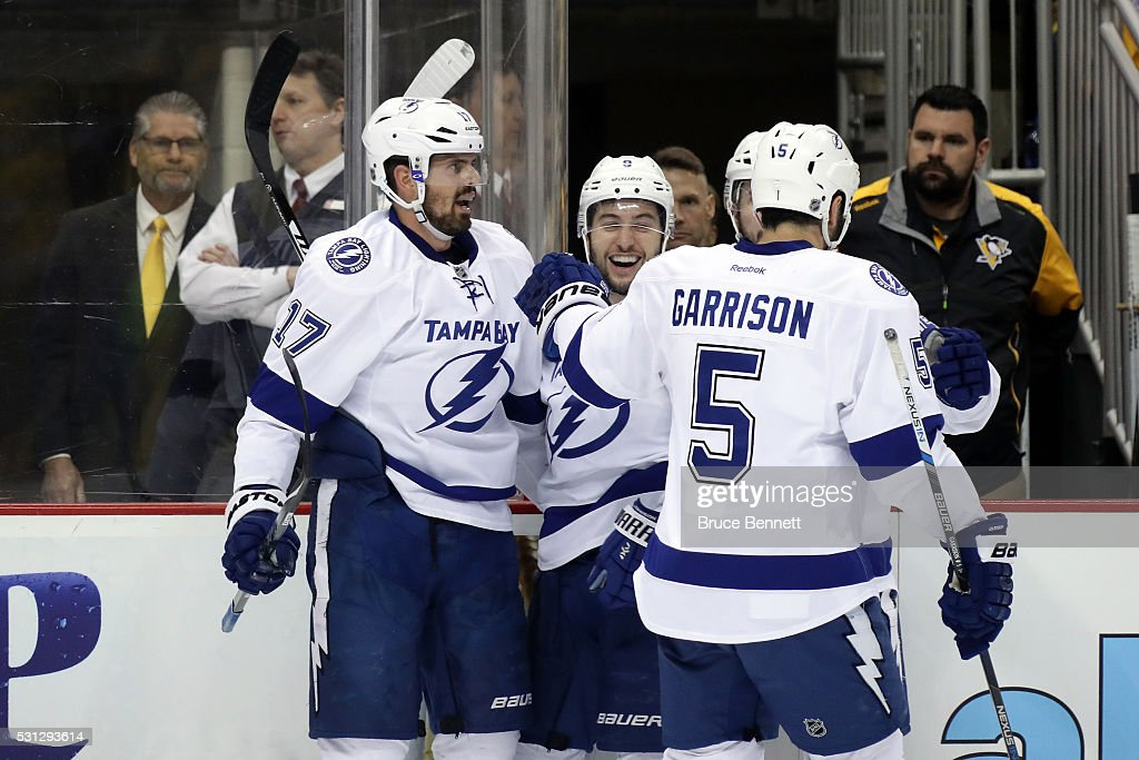 Tampa Bay Lightning v Pittsburgh Penguins - Game One