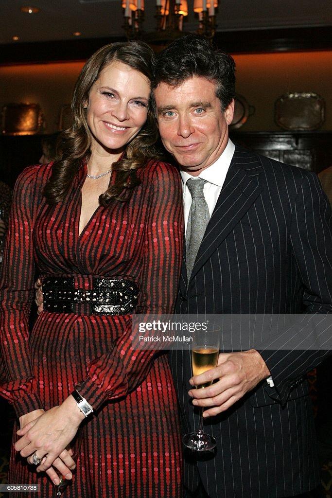 alex kuczynski and jay mcinerney attend charles stevenson melissa biggs bradley jennifer isham - Melissa Biggs Bradley
