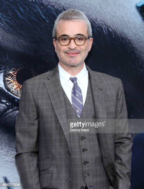 Alex Kurtzman attends 'The Mummy' Fan Event at AMC Loews Lincoln Square on June 6 2017 in New York City