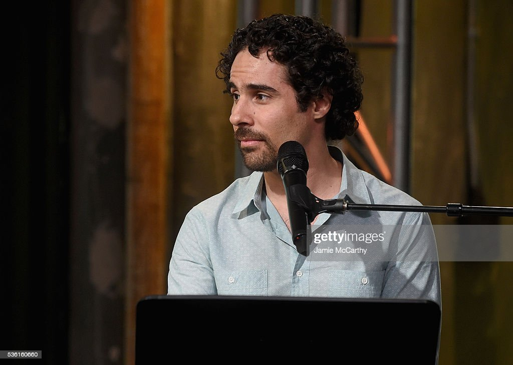 Alex Lacamoire attends the AOL Build Speaker Series - Alex Lacamoire, 'Hamilton' at AOL Studios In New York on May 31, 2016 in New York City.