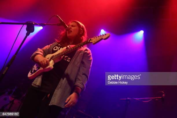 Alex Lahey opens for Tegan and Sara at Vicar Street on February 19 2017 in Dublin Ireland
