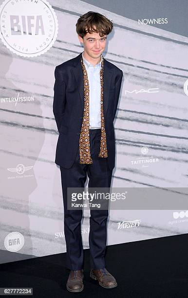 Alex Lawther attends The British Independent Film Awards at Old Billingsgate Market on December 4 2016 in London England