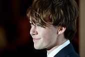 Alex Lawther attends The London Critics' Circle Film Awards at The Mayfair Hotel on January 18 2015 in London England