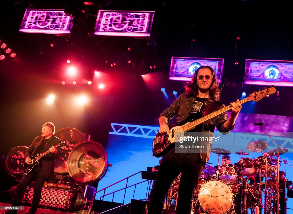 Rush Perform At The LG Arena
