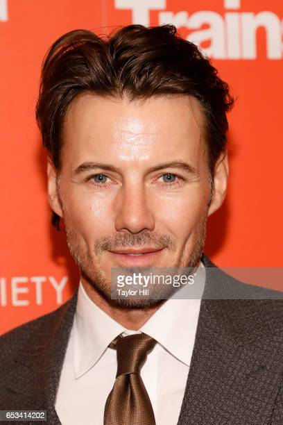Alex Lundqvist attends a TriStar and Cinema Society screening of 'T2 Trainspotting' at Landmark Sunshine Cinema on March 14 2017 in New York City