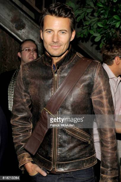 Alex Lundqvist attends THE CINEMA SOCIETY DELEON Tequila host the after party for 'I LOVE YOU PHILLIP MORRIS' at Avenue on November 22 2010 in New...