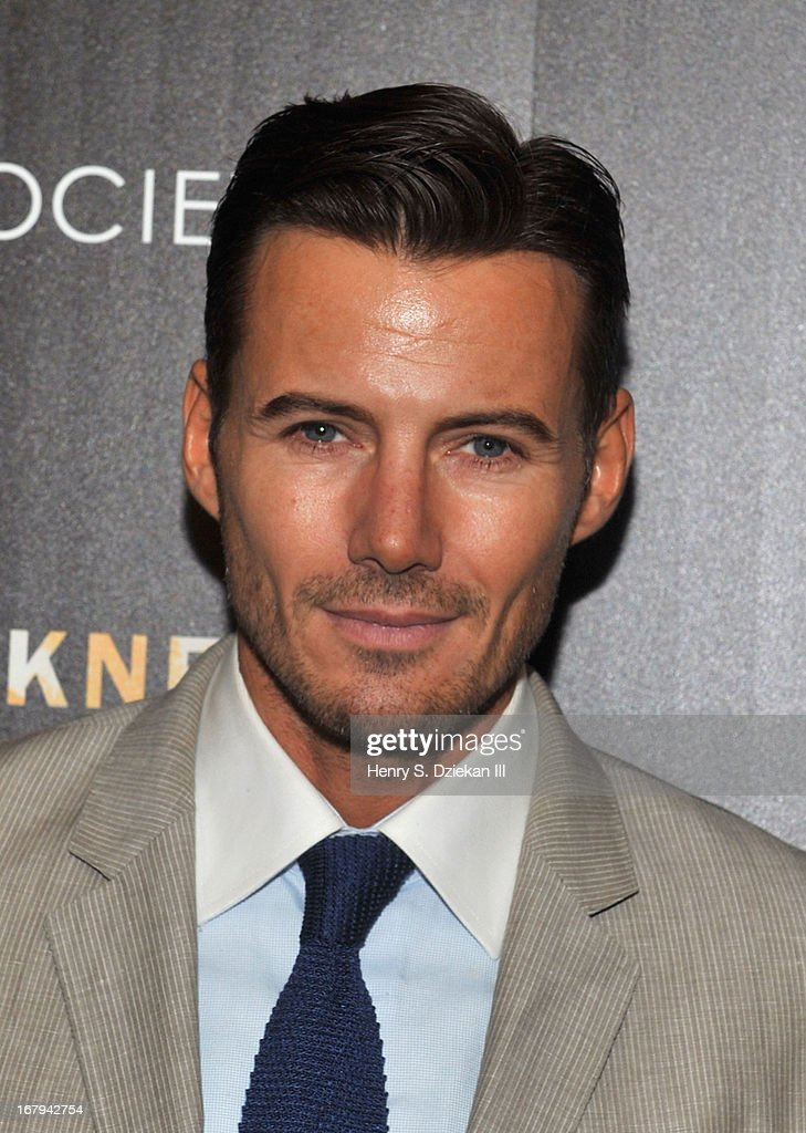 Alex Lundqvist attends The Cinema Society with Tod's & GQ screening of Millennium Entertainment's 'What Maisie Knew' at Sunshine Landmark on May 2, 2013 in New York City.