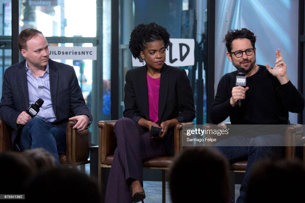 "Build Presents JJ Abrams, Ashley Bryant & Alex Mandell Discussing ""The Play That Goes Wrong"""
