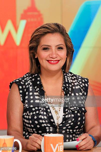THE VIEW Alex Martin Dean Cristela Alonzo and Paula Faris are guest cohosts Guests include Zendaya and Kadee Strickland today Wednesday April 22 2015...
